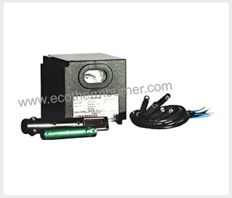 Oil Burner Controllers, LAL Photocell QRB, RAR